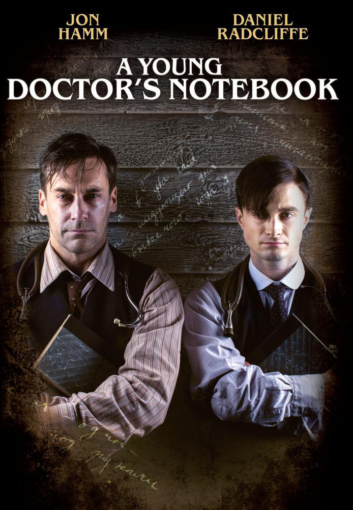 FILM   A Young Doctor's Notebook   DIRECTOR   Alex Hardcastle   COMPANY   Big Talk Productions   FORMAT   TV Series   YEAR   2012   Job   sound editor    WEBSITE