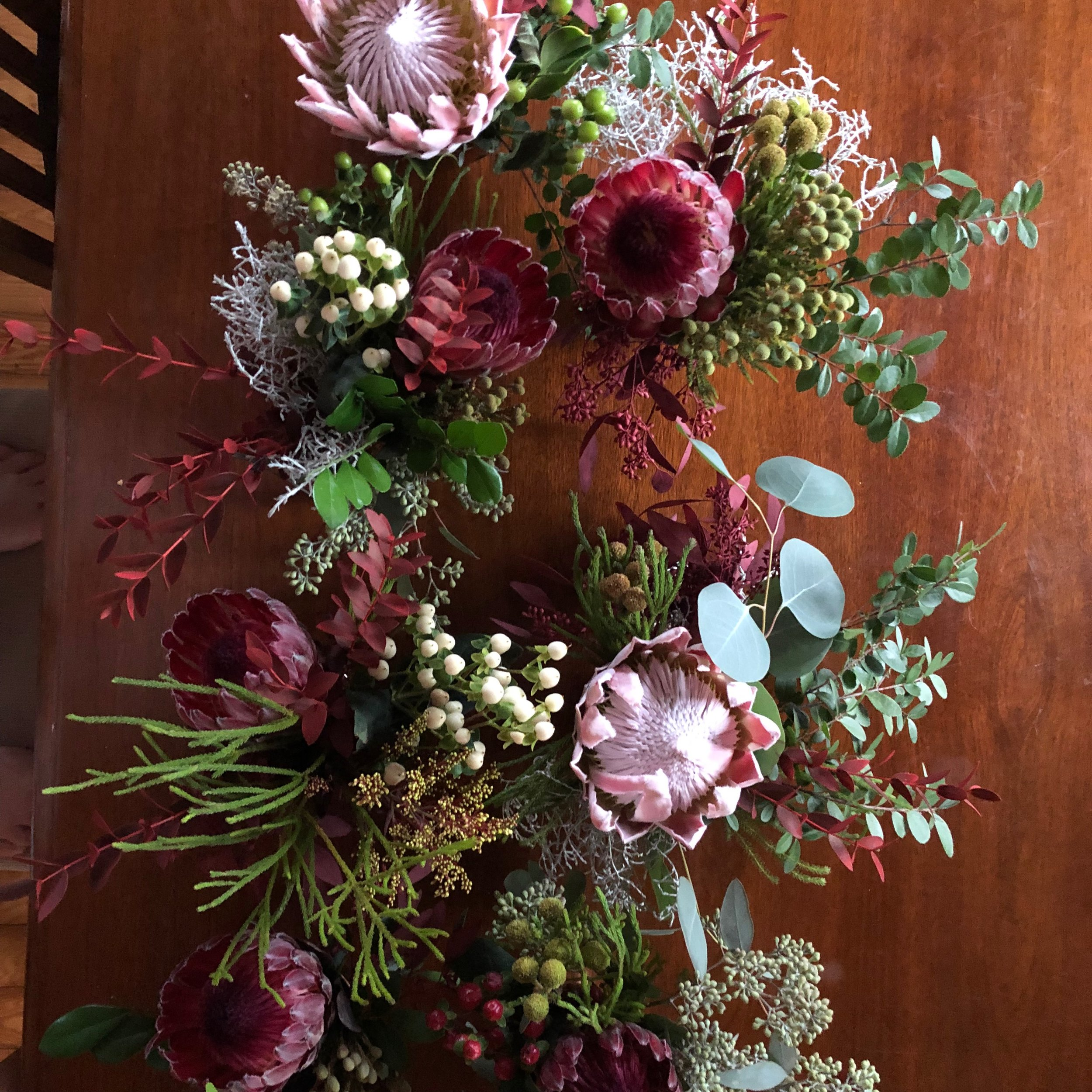 Sample December Bouquets