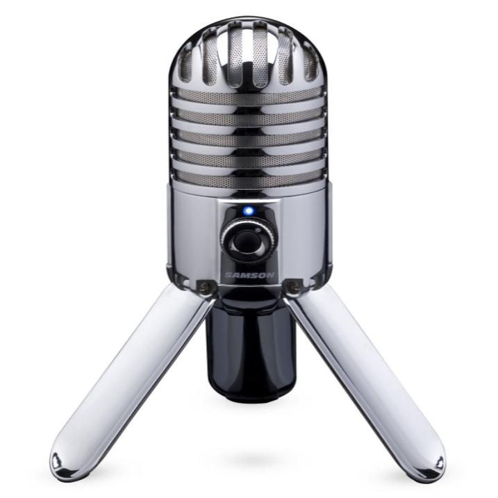 Samson Meteor Studio Mic (USB)