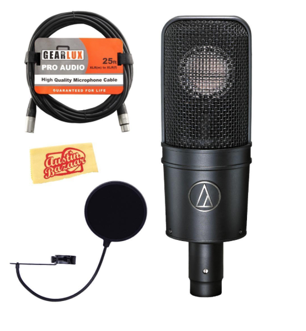 Audio-Technica AT4040 Bundle