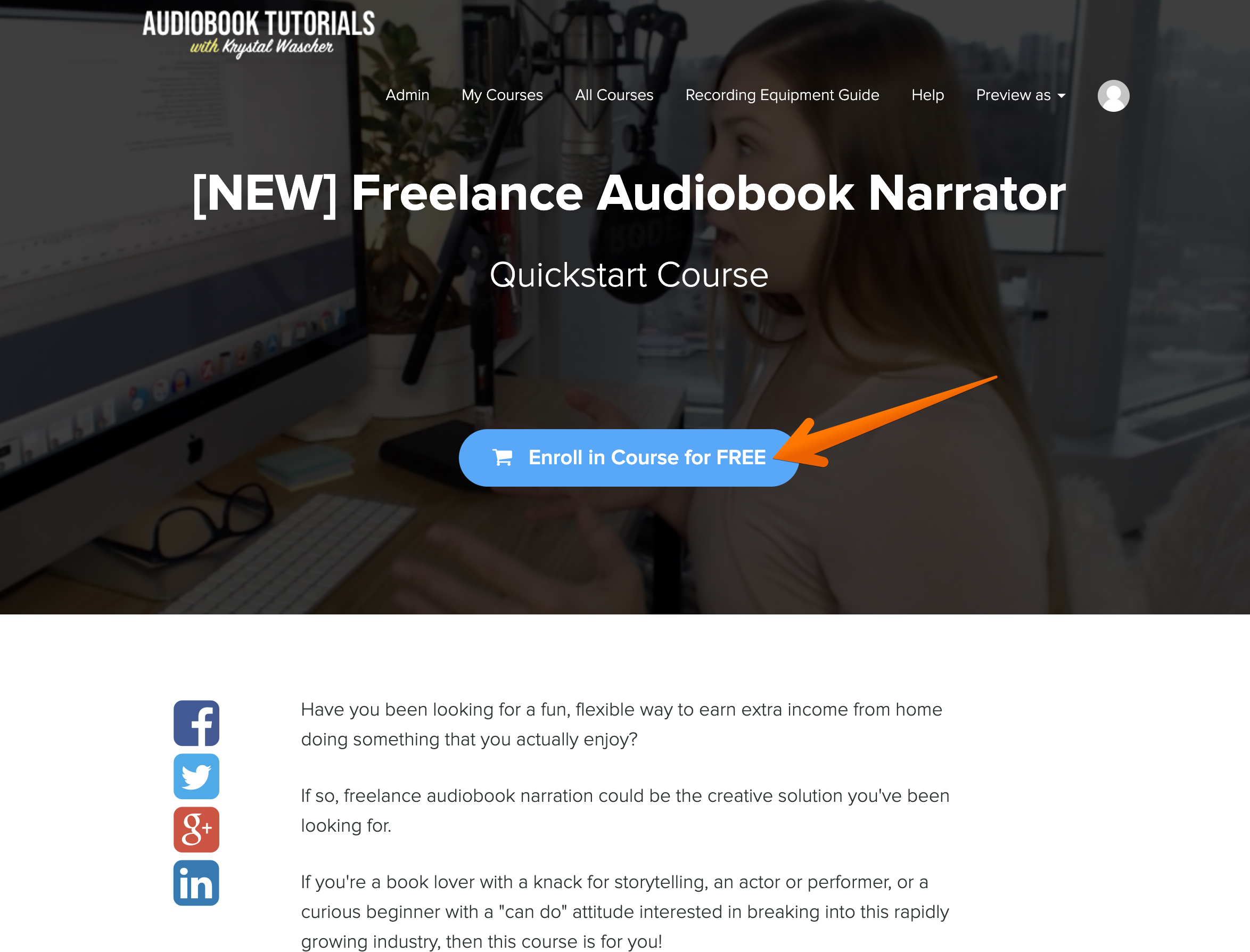 Freelance Audiobook Narrator Quickstart Course | Audiobook Tutorials 2019-05-10 16-04-28.jpg
