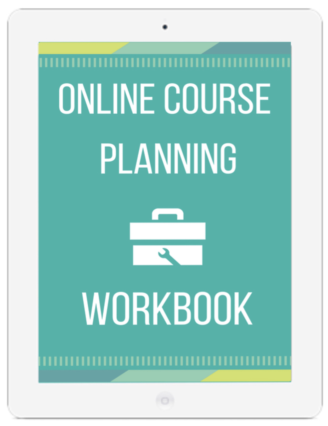 Get started with my free Online Course Planning Workbook.