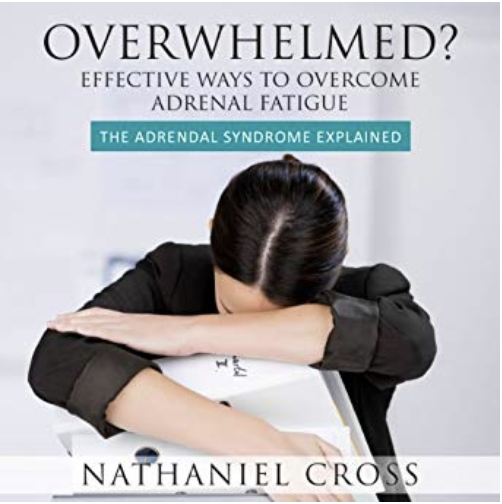 Overwhelmed? Effective Ways To Overcome Adrenal Fatigue: The Adrendal Syndrome Explained (Audible Audio Edition): N… 2019-09-06 10-33-30.png