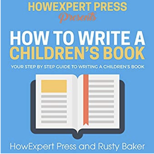 How to Write a Children's Book: Your Step-by-Step Guide to Writing a Children's Book (Audible Audio Edition): HowEx… 2019-09-06 10-55-24.png
