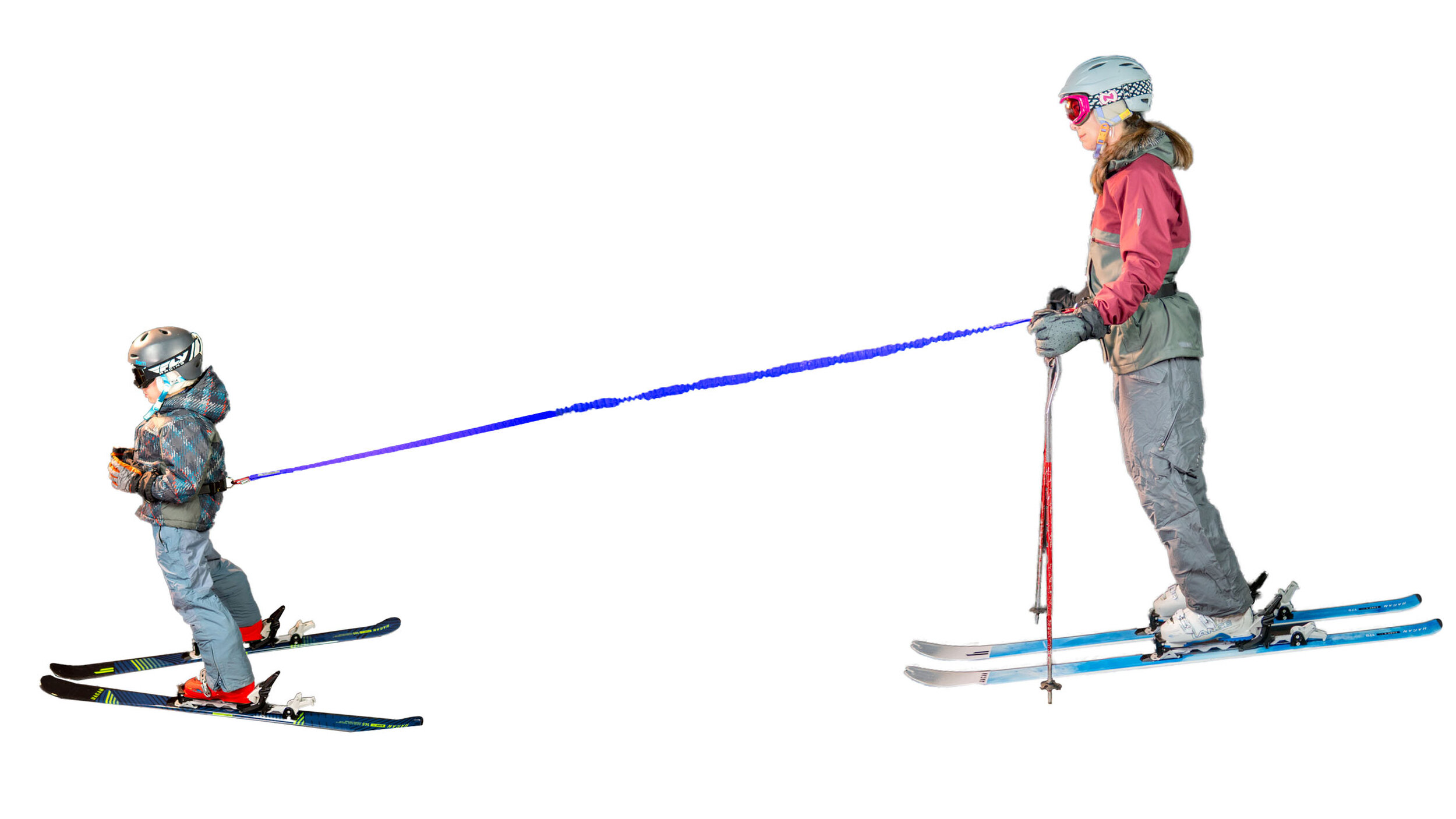 Belt Kid and Adult Downhill From Side Full Image.jpg