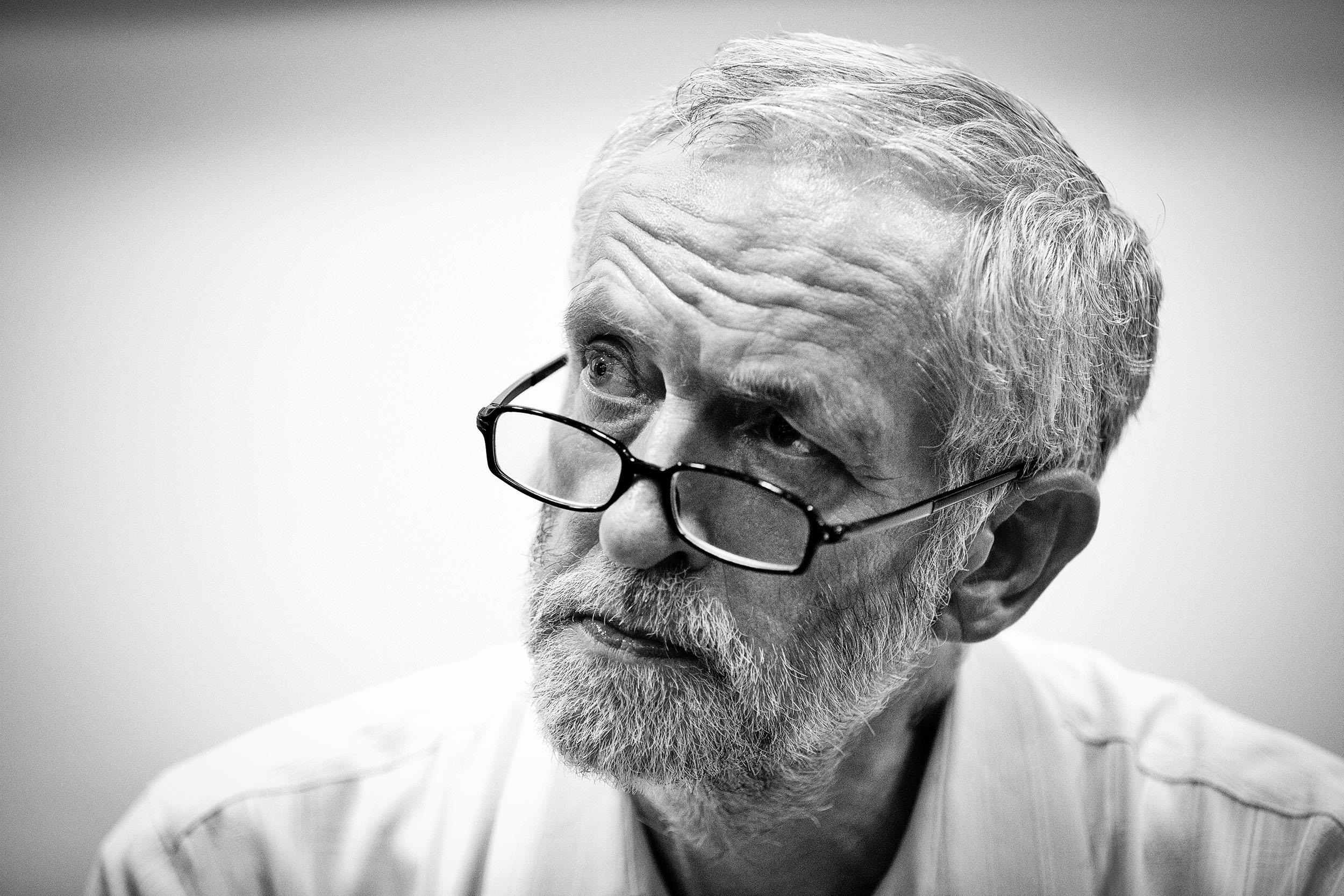 Jeremy Corbyn, Labour Party leader