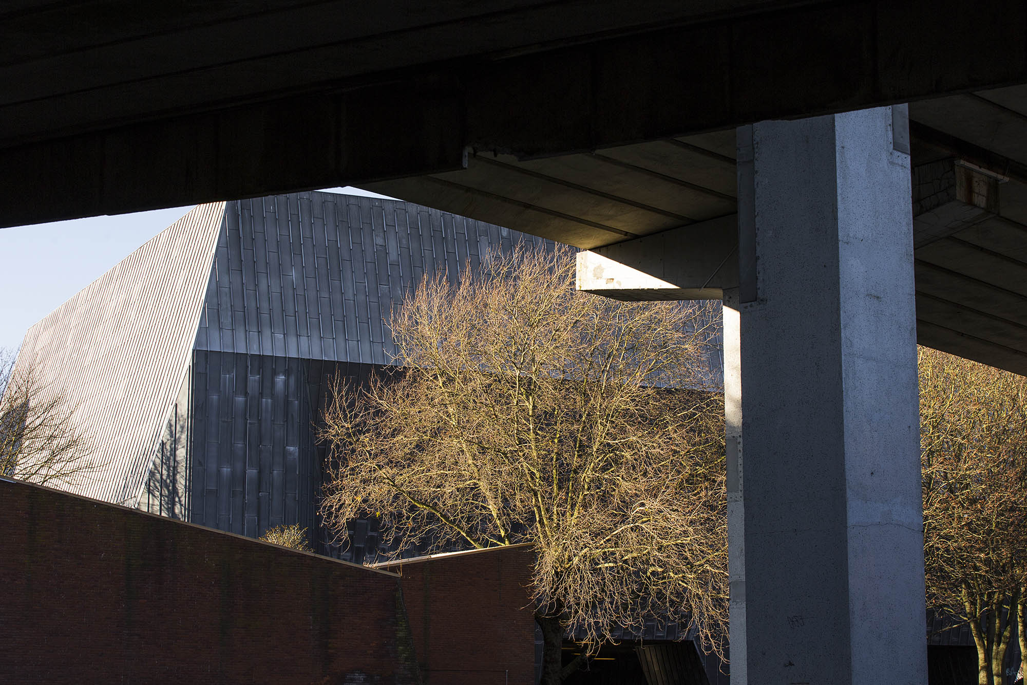 Brutalist architecture, Coventry