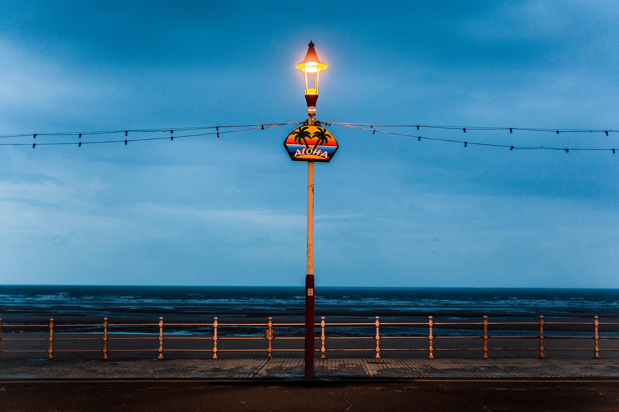 Promenade, Blackpool.