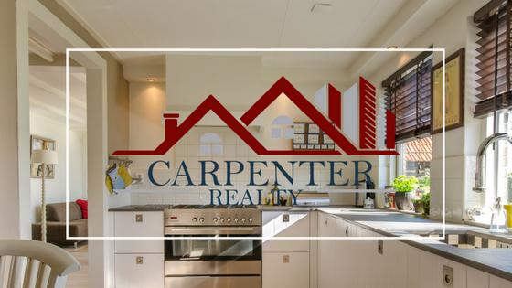 Carpenter Realty Branding by Shelly C. Studio | SC Digital