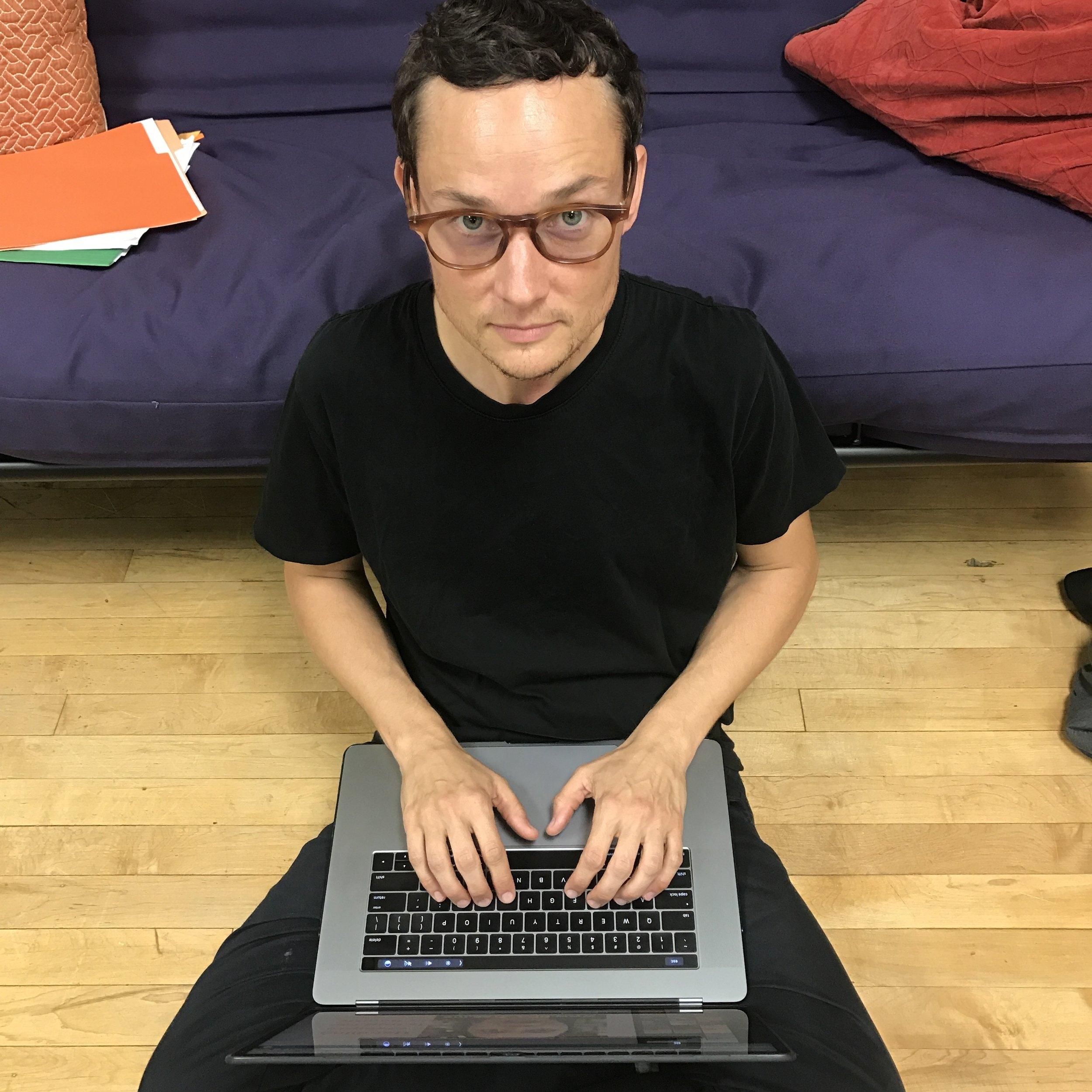 Elliot Montague - Former Program CoordinatorA Los Angeles transplant who loves making films but has a secret aversion to technology.