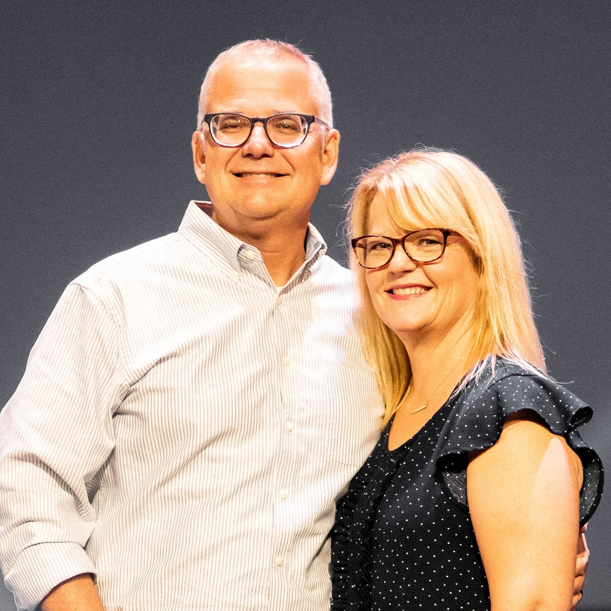Senior Pastors Jim & Dena Wiegand