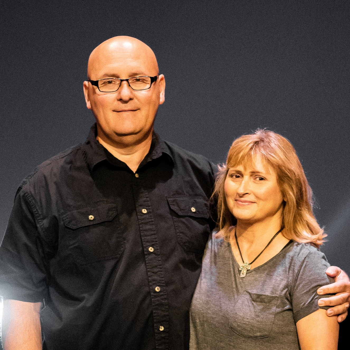 Church Administrators Jeff & Kim Waltz