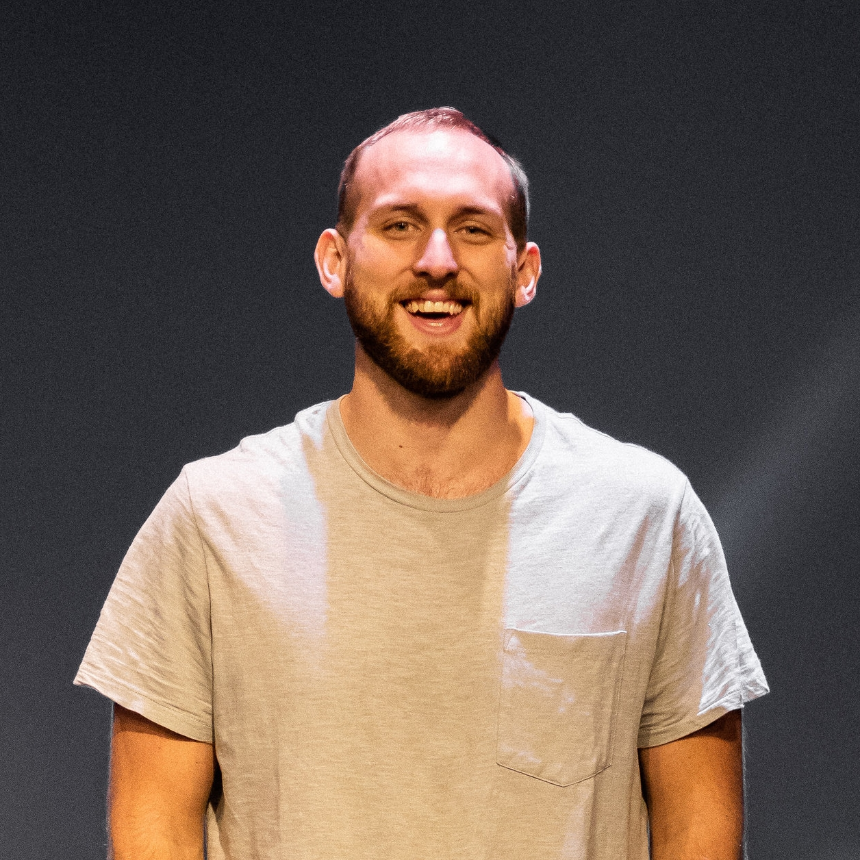 Creative Arts Pastor Kyle Erwin