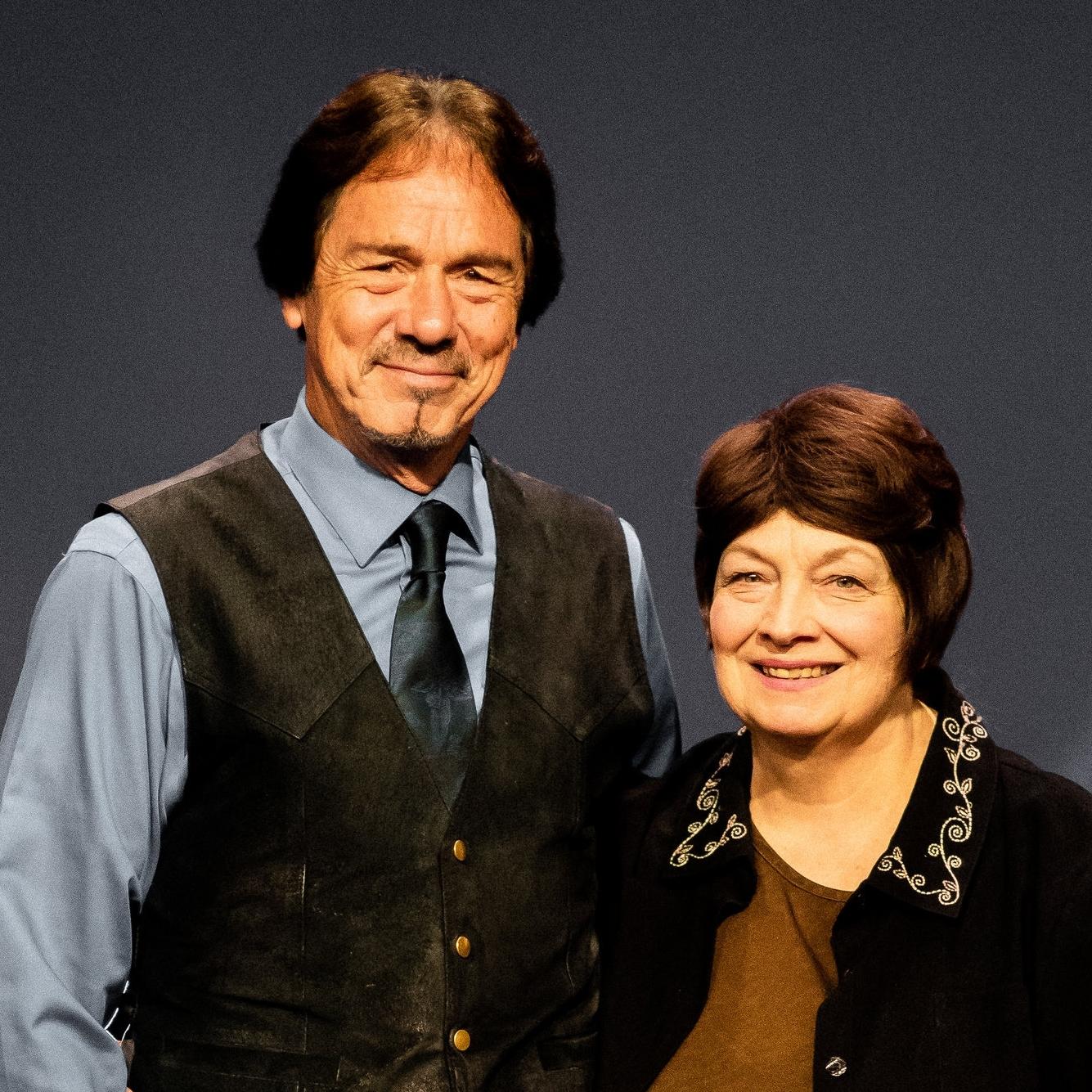 Pastoral Care Pastors Pat & Linda Thomas
