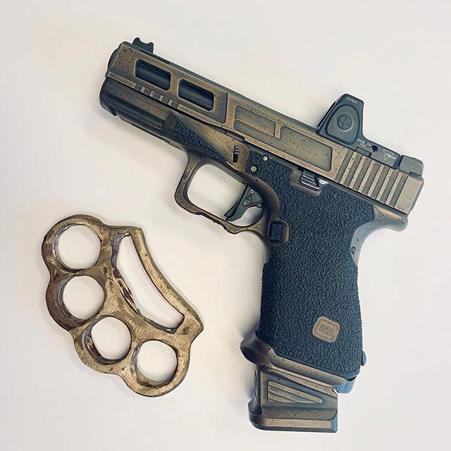 Glock 23! #hfjoutdoors #redspeartactical