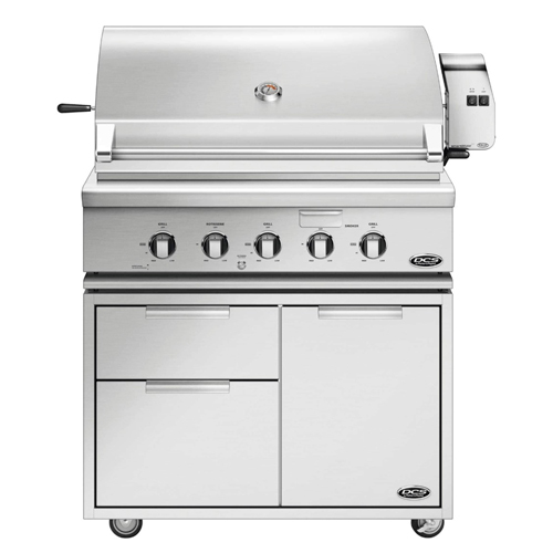 """36"""" Traditional Grill"""