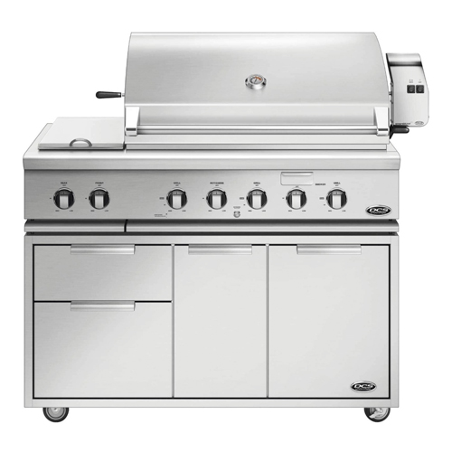 """48"""" Traditional Grill"""