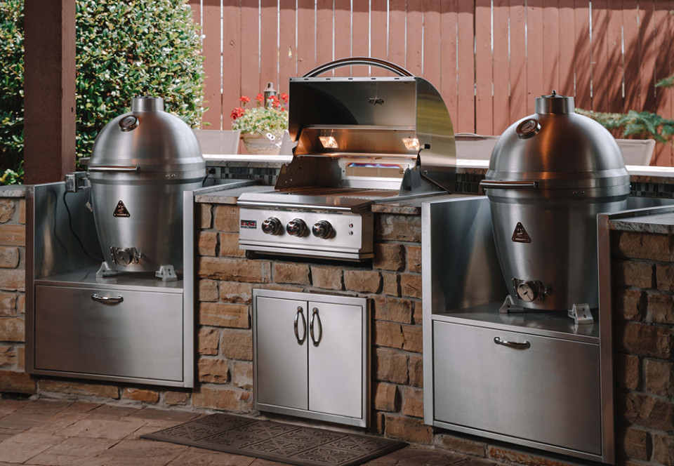 pellet grills and smokers