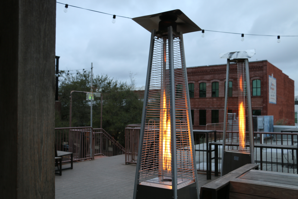 Diffe Types Of Patio Heaters Explained