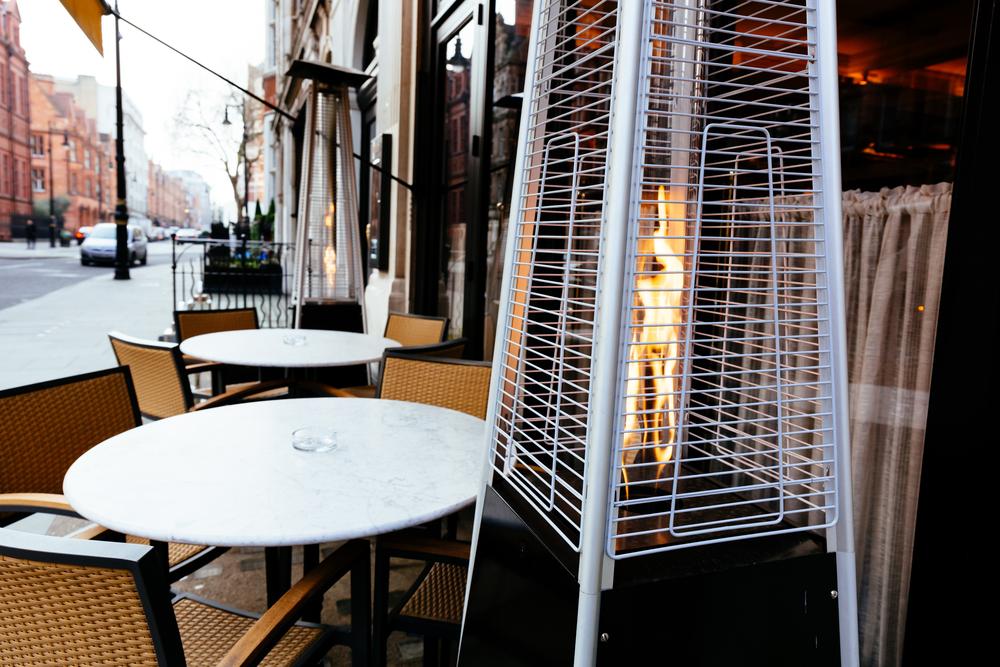 outdoor patio heaters