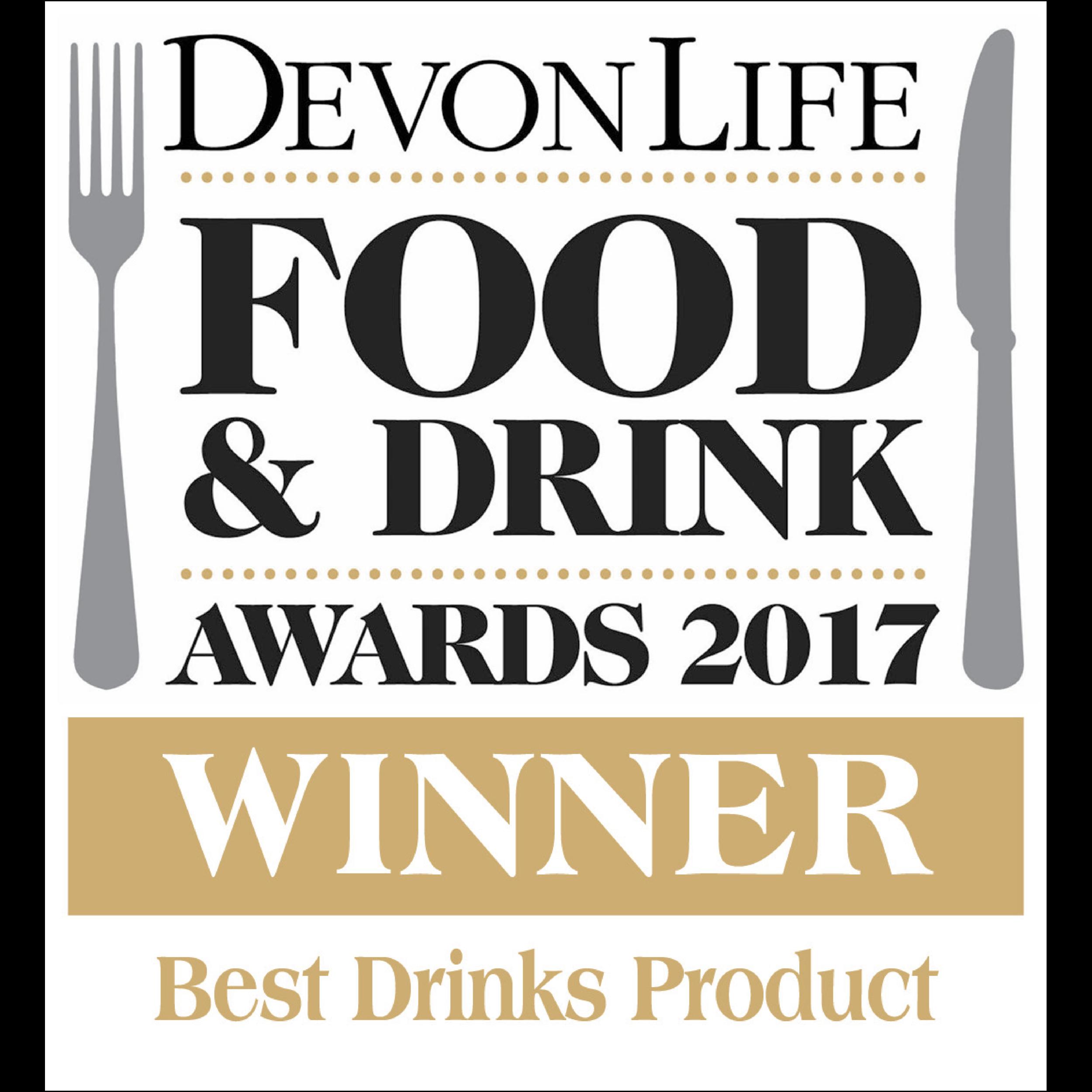 Devon Life Best Drinks Product 2017