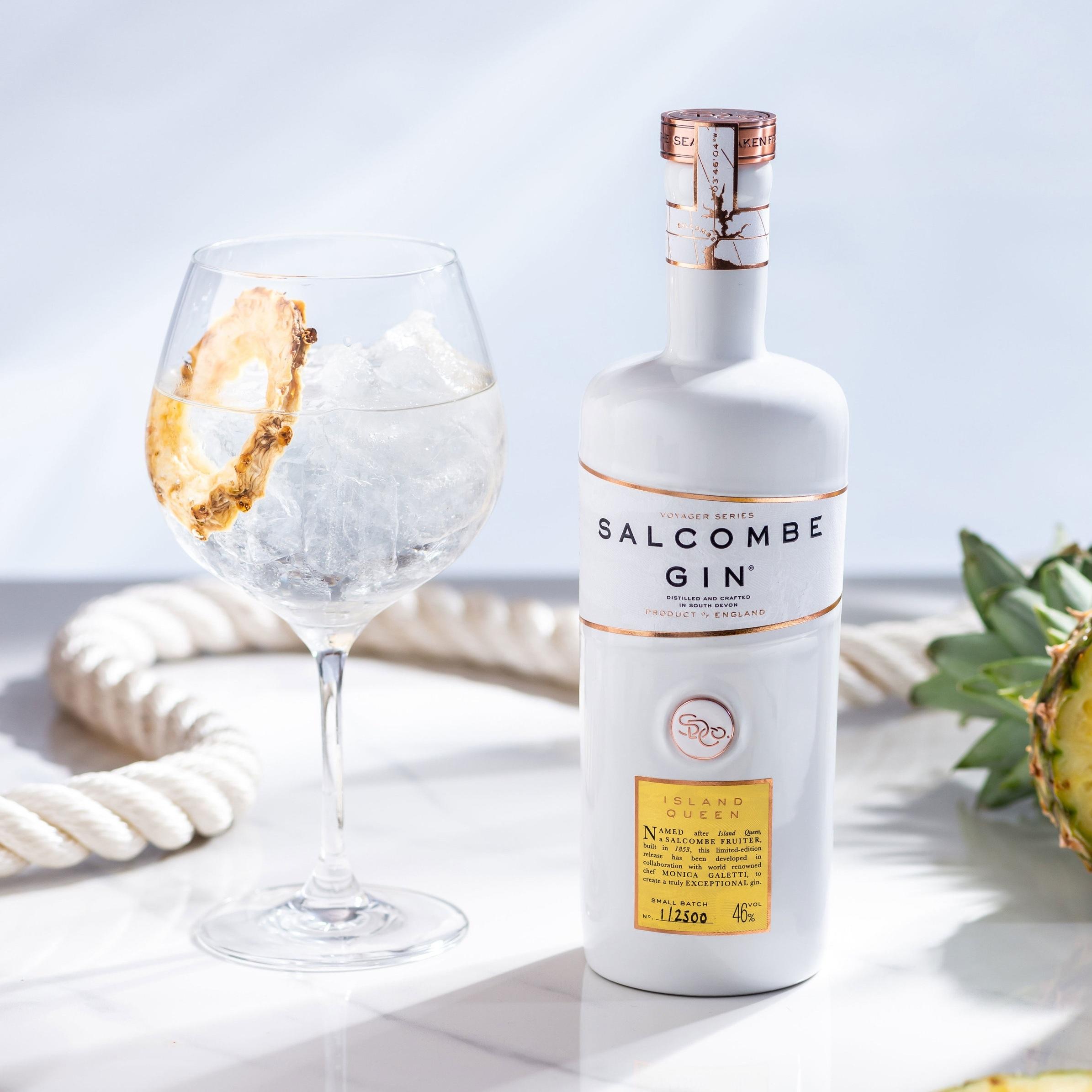 Salcombe Gin Scallywag Cocktail