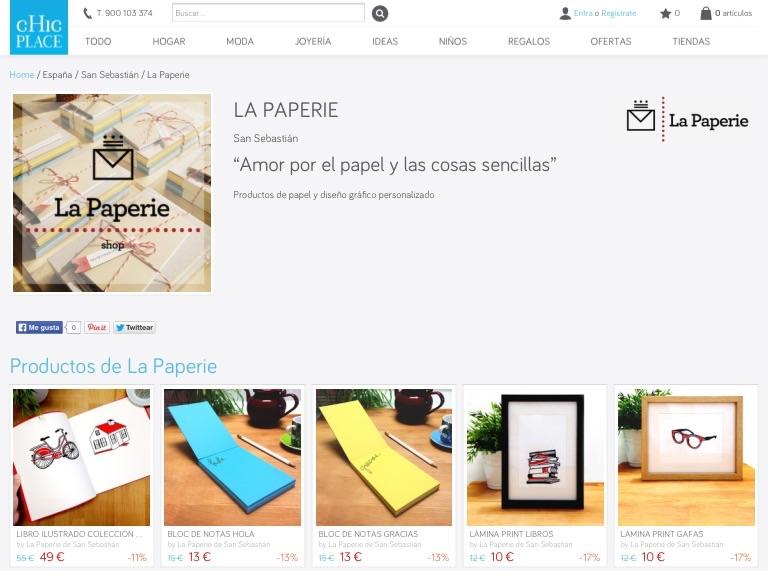 La Paperie Shop
