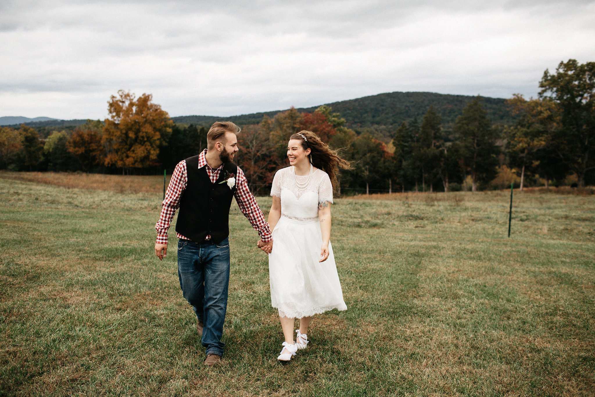 Wolftrap Farm Elopement