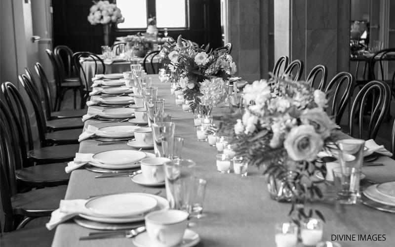 Geny's wedding planning nashville