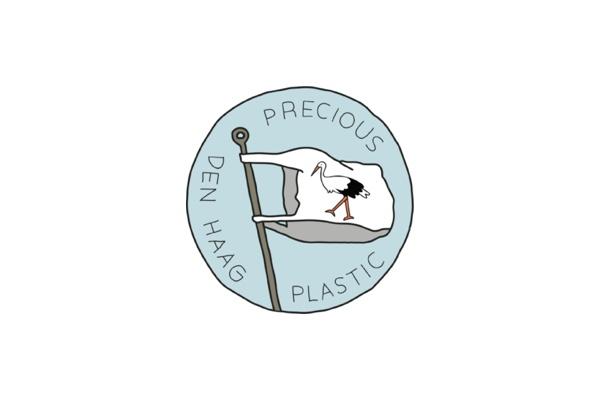 Precious Plastic Den Haag Logo