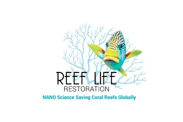 Reef Life Restoration Logo