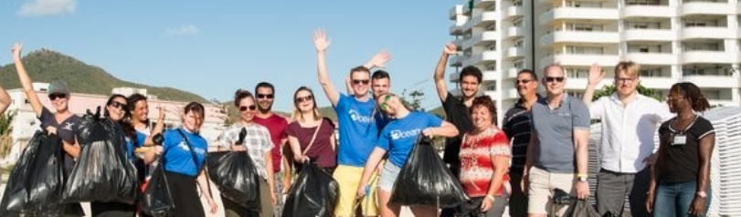 beach cleanup impact sustainability conservation oceans green