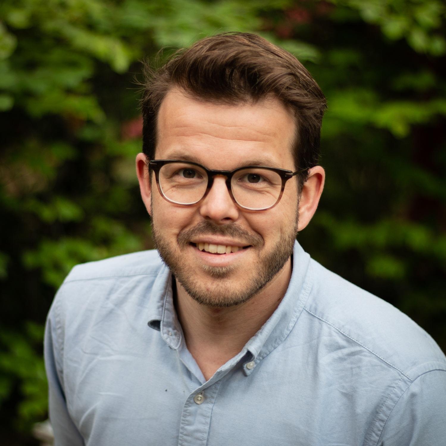 Rogier Schutte - Business Developer
