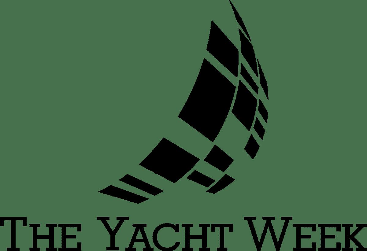 the yacht week logo
