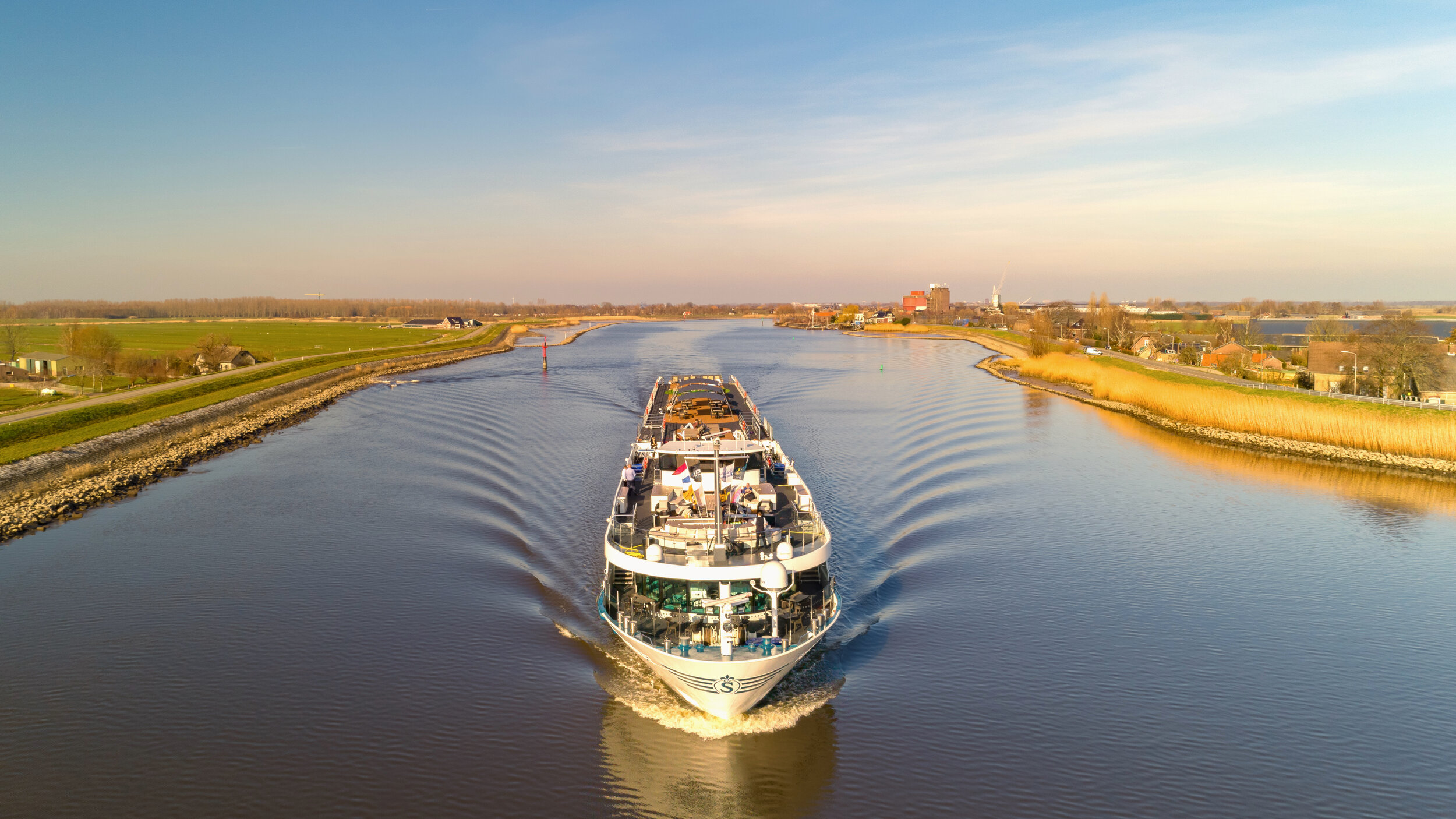 Scylla: A River Cruise Company With A Green Vision — Sea Going Green
