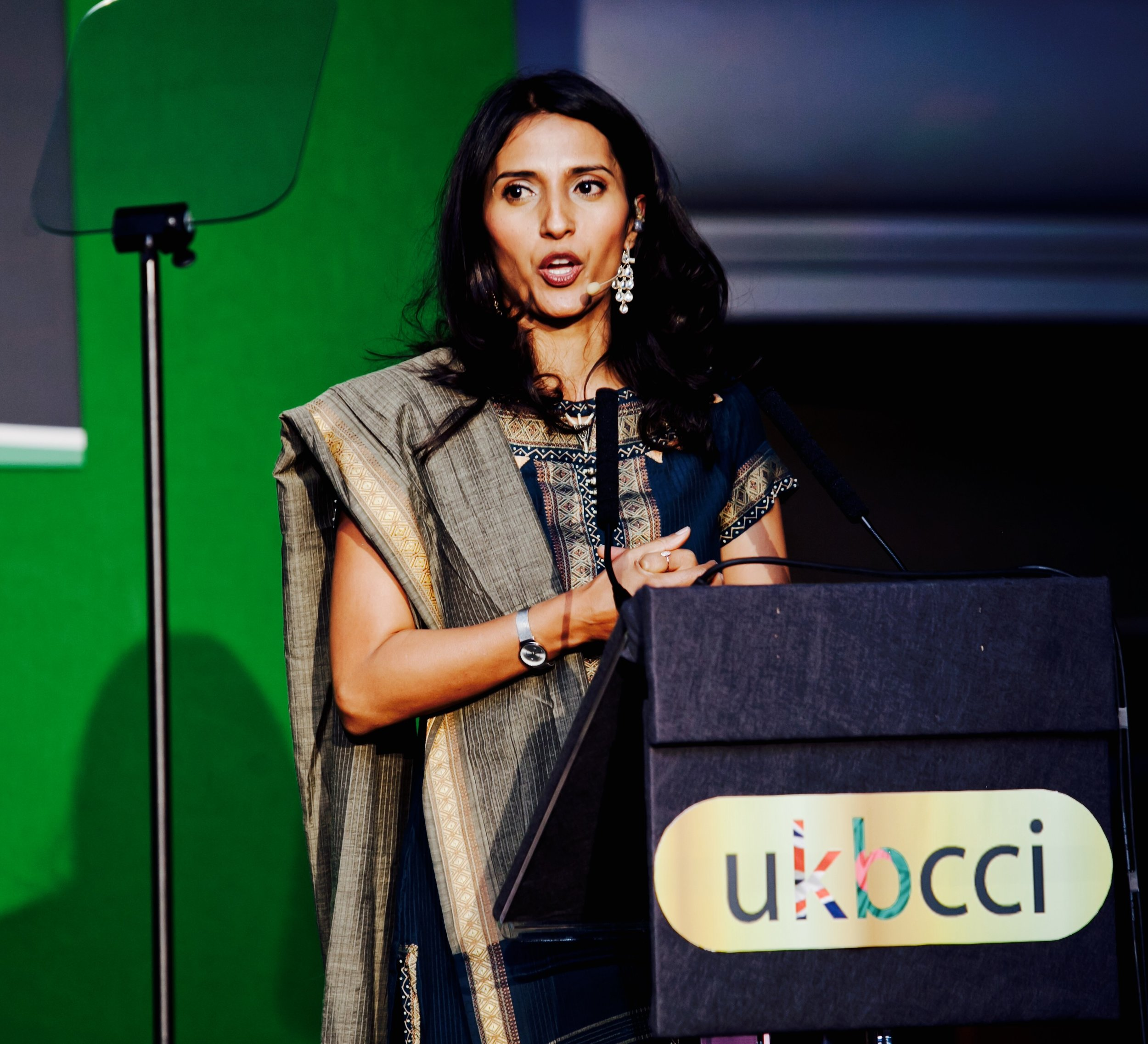 Hosting the UKBCCI awards - Nov 2016