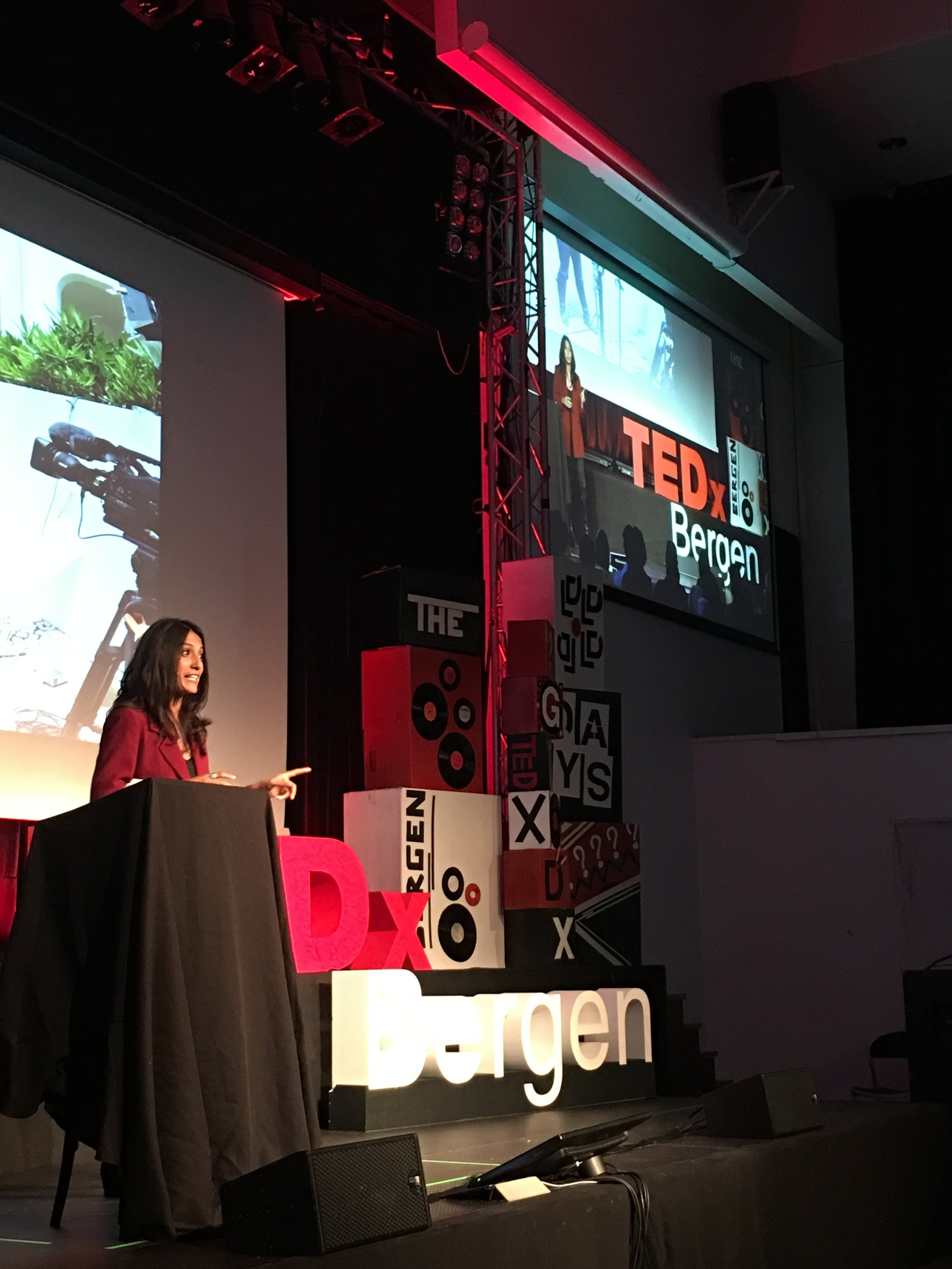 Emotional Intelligence, Tedx Bergen Oct 2017