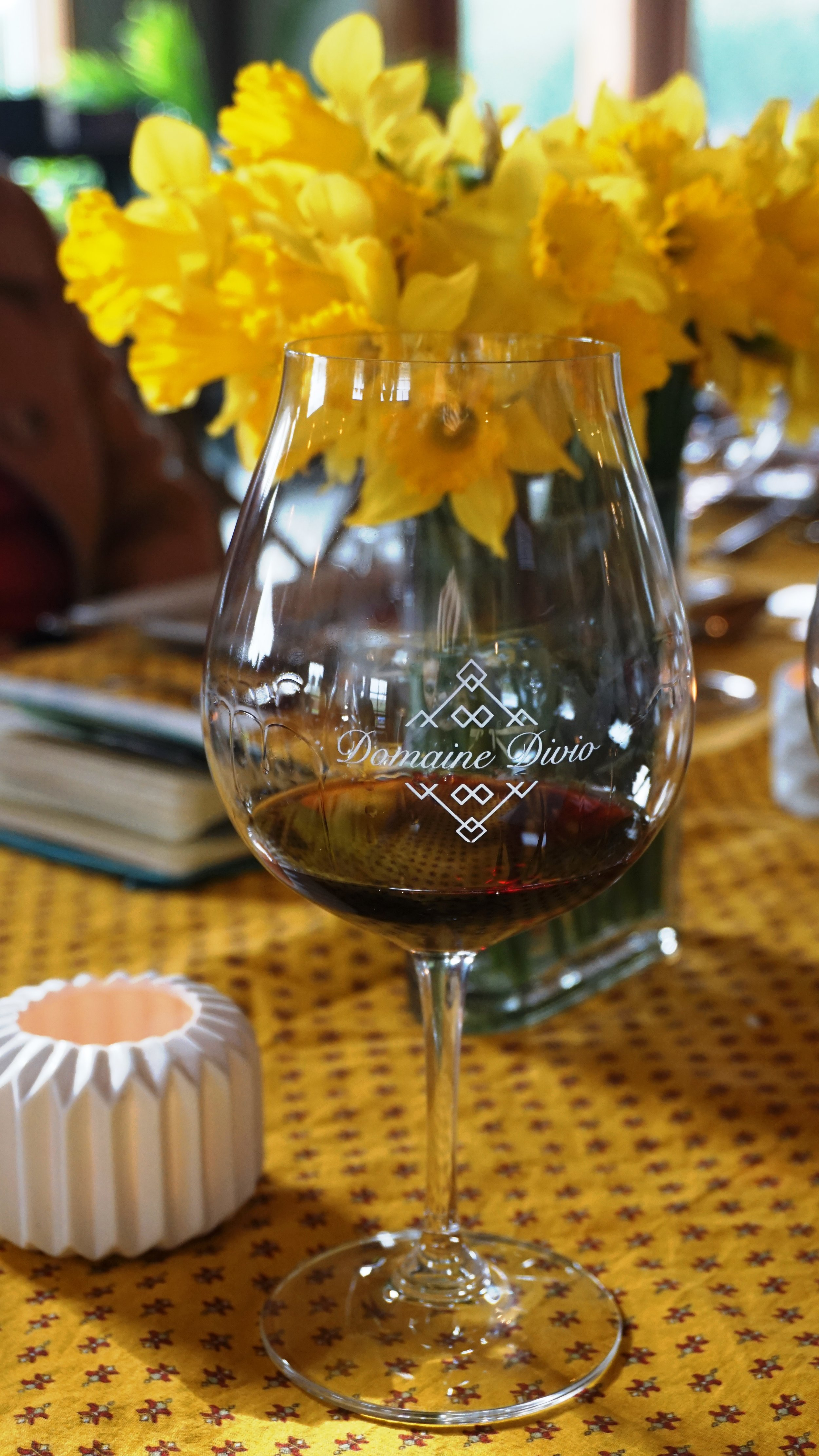 Domaine Divio's 2012 Pinot Noir is a luscious representation of the earthy pinots that Oregon is world-renowned for with beautiful hints of spice. Viki Eierdam