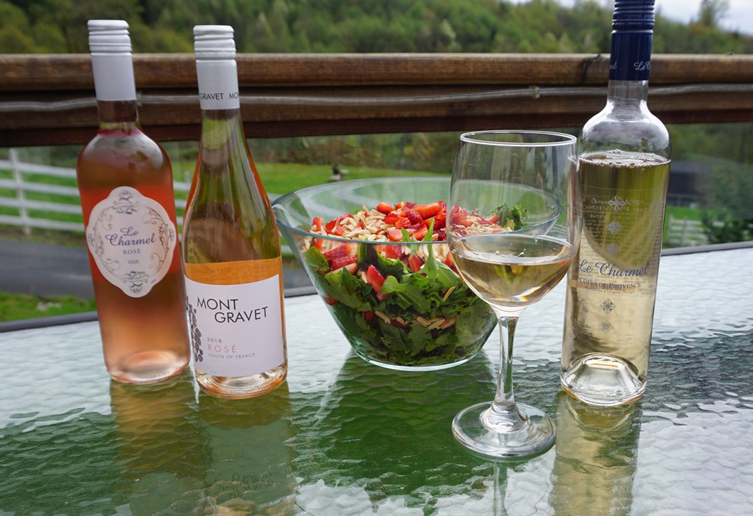 Celebrate Mom on Sunday, May 12 with this food-friendly trio of rosés. Viki Eierdam