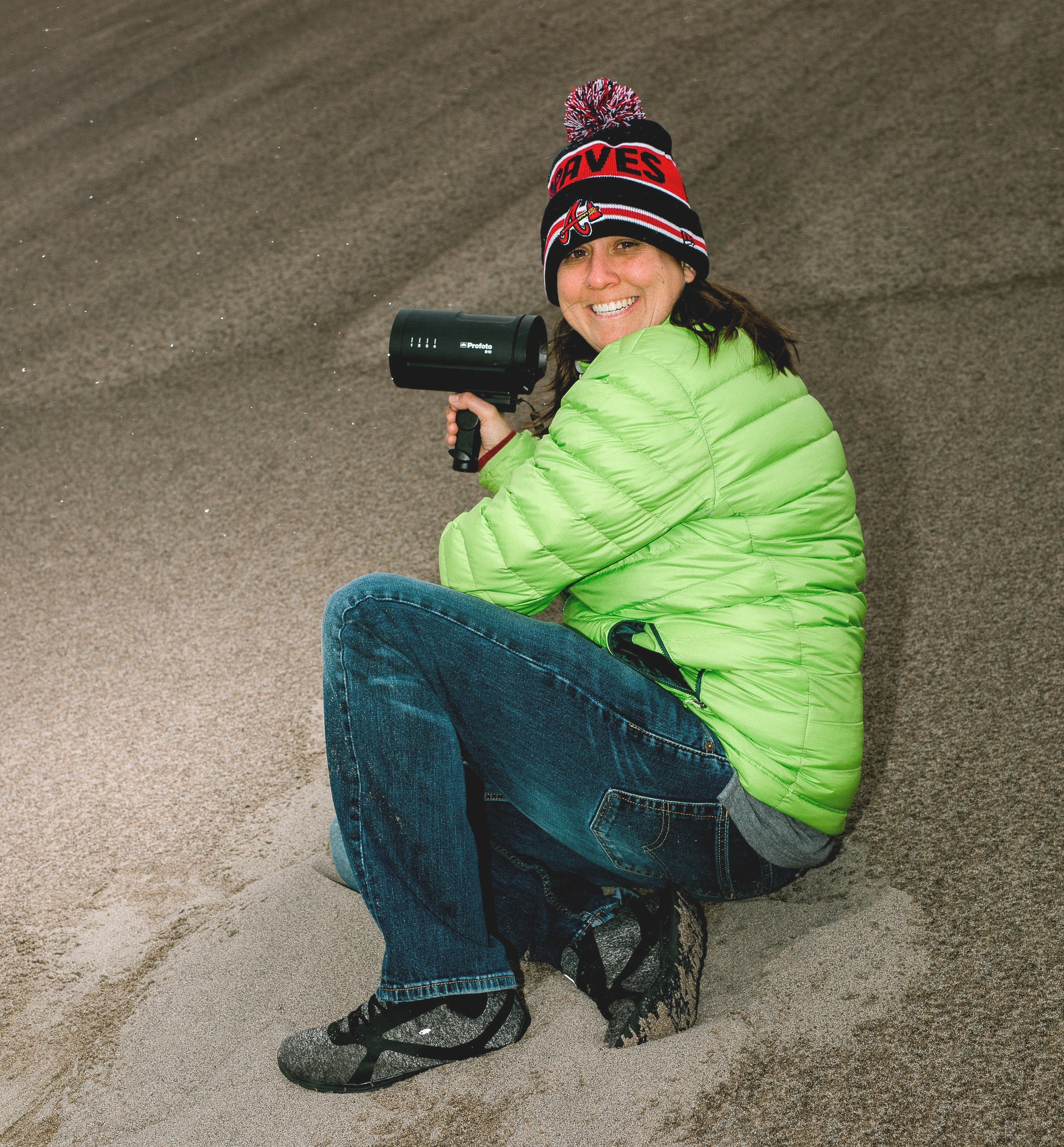 Melissa Hauser - Photography Assistant, Creative Director