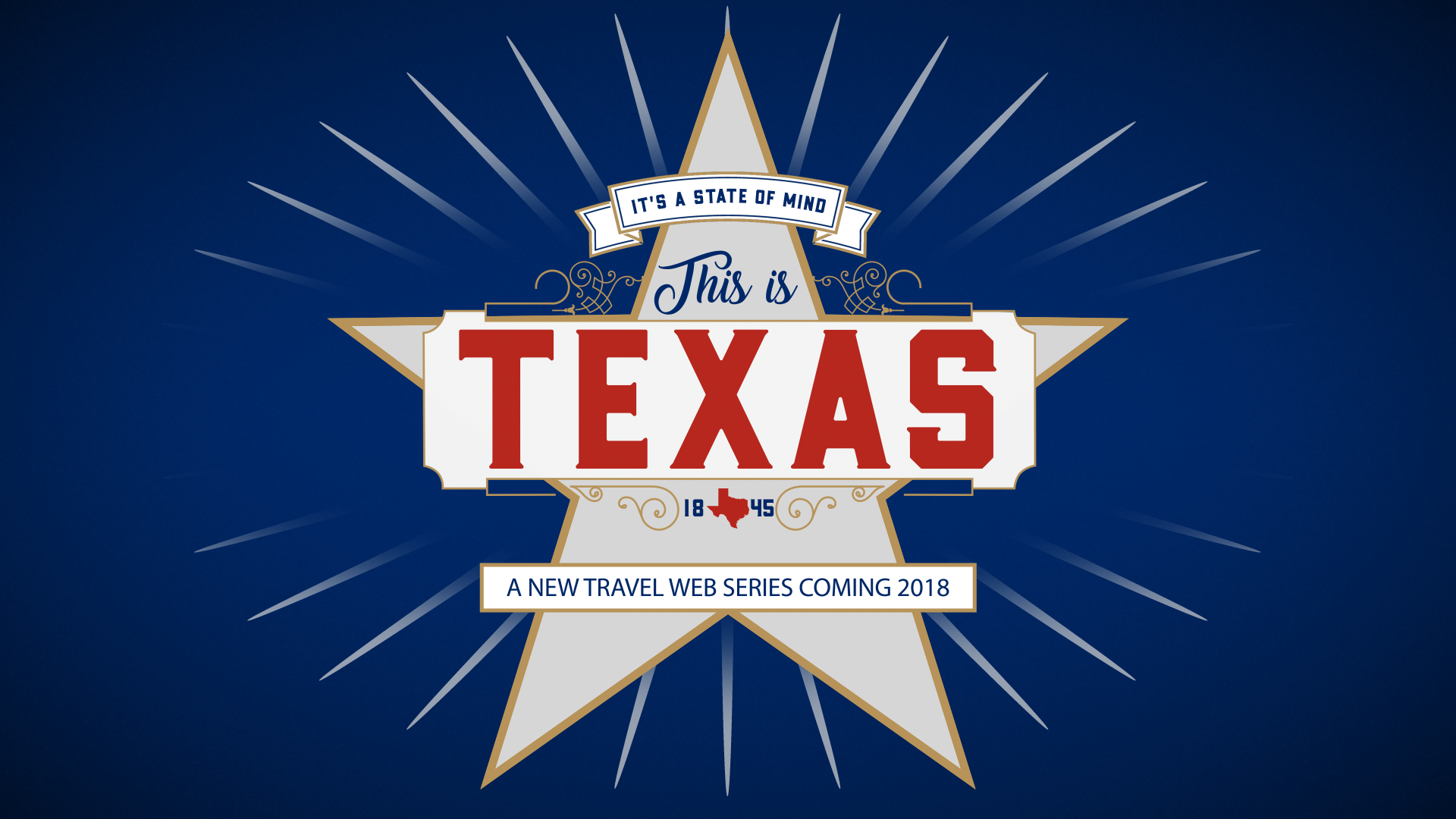 This is Texas web series logo