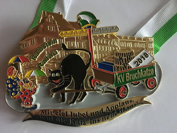 2018 Ramstein badge
