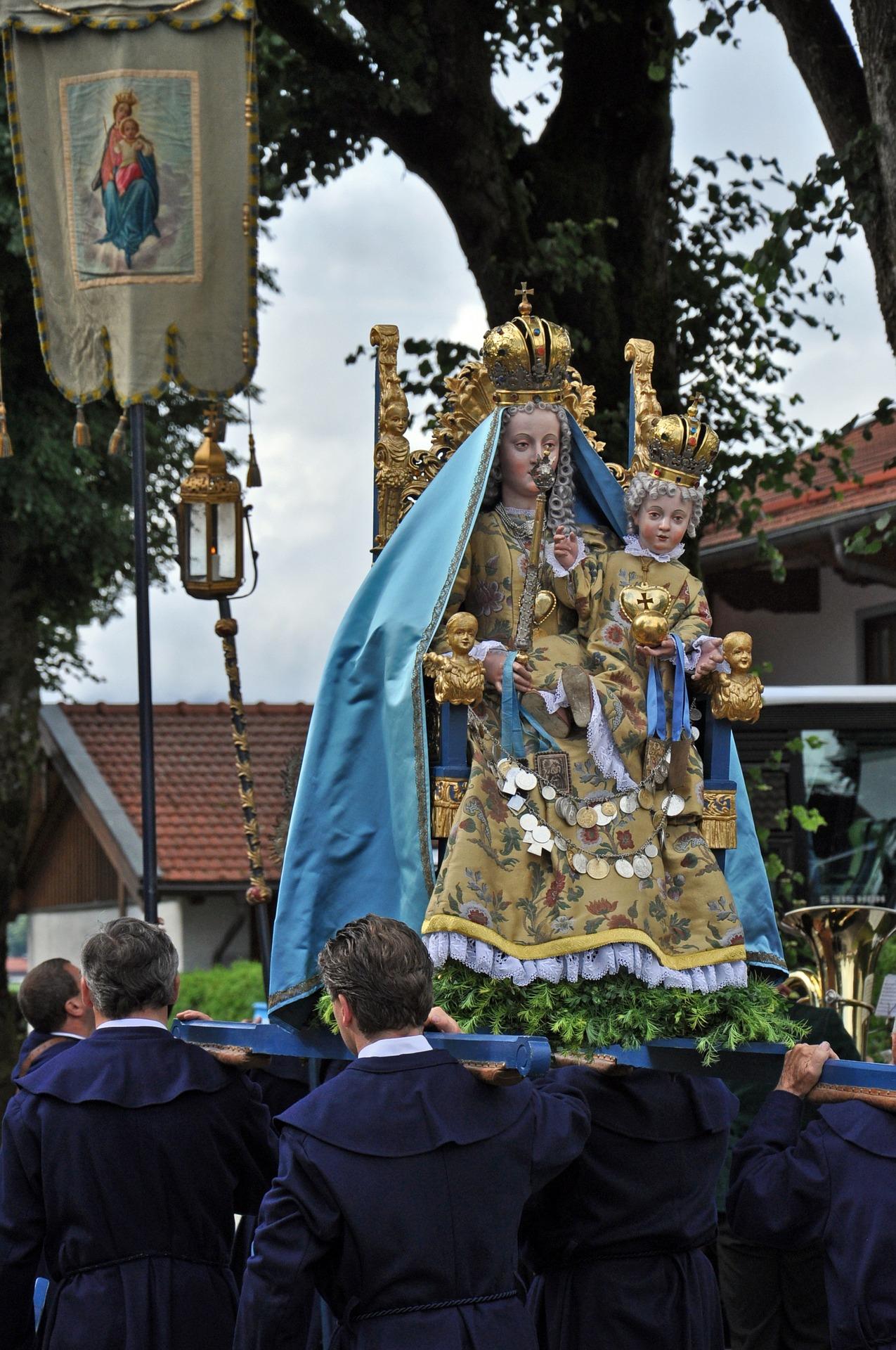 Fronleichnam Procession