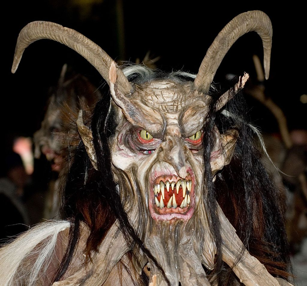 Krampus in Bavaria