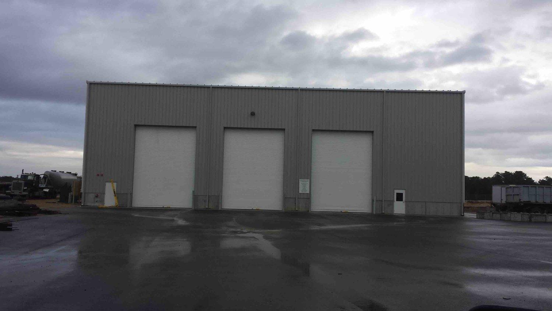 Reis Trucking - C&D Building