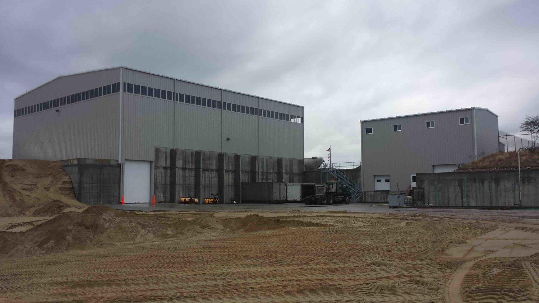 Reis Trucking - C&D Building + Batch Plant