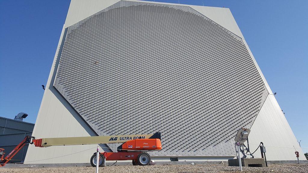 Otis Airbase - Residing Project -