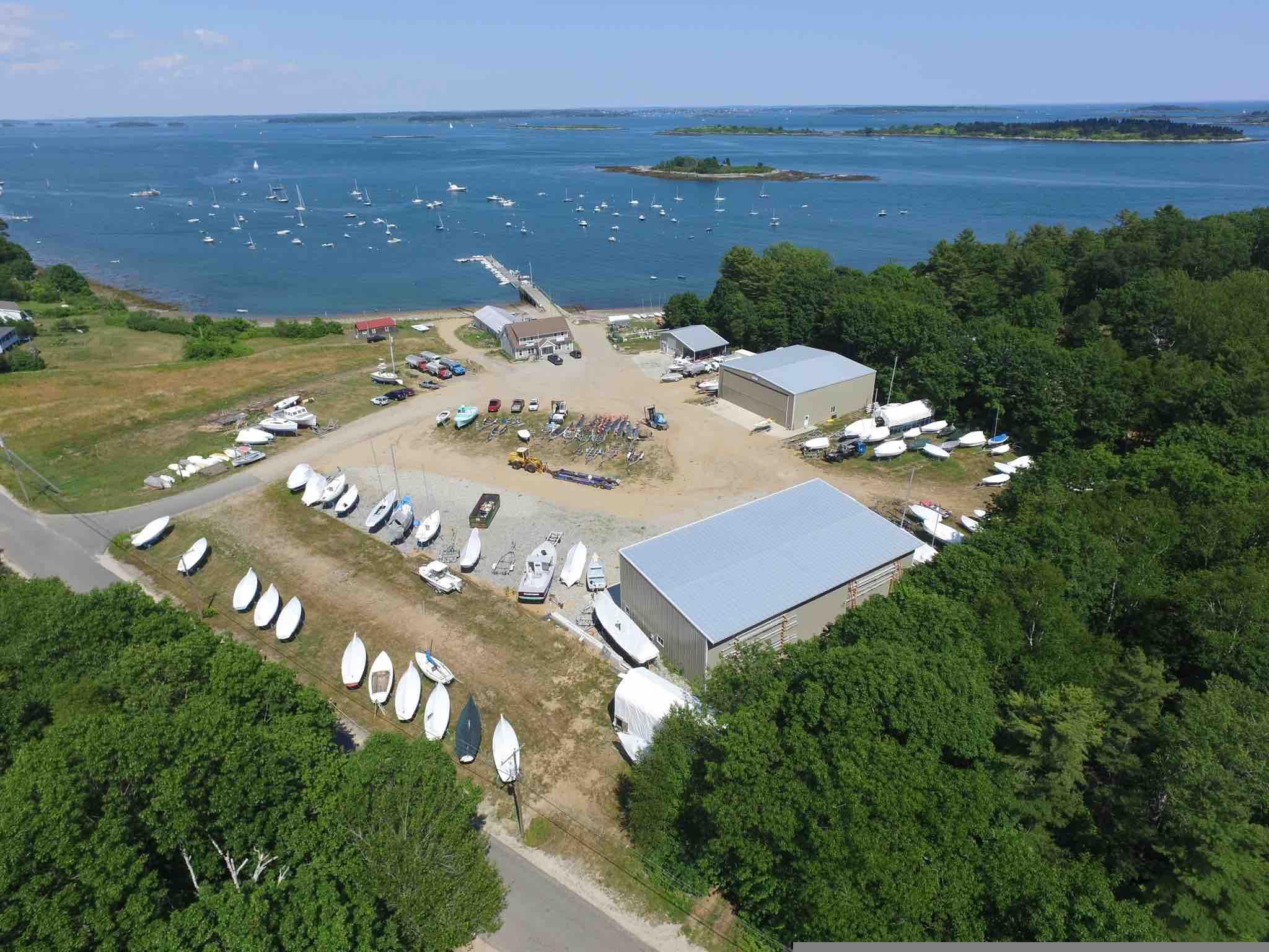 Cheabeague Island Boat Yard -