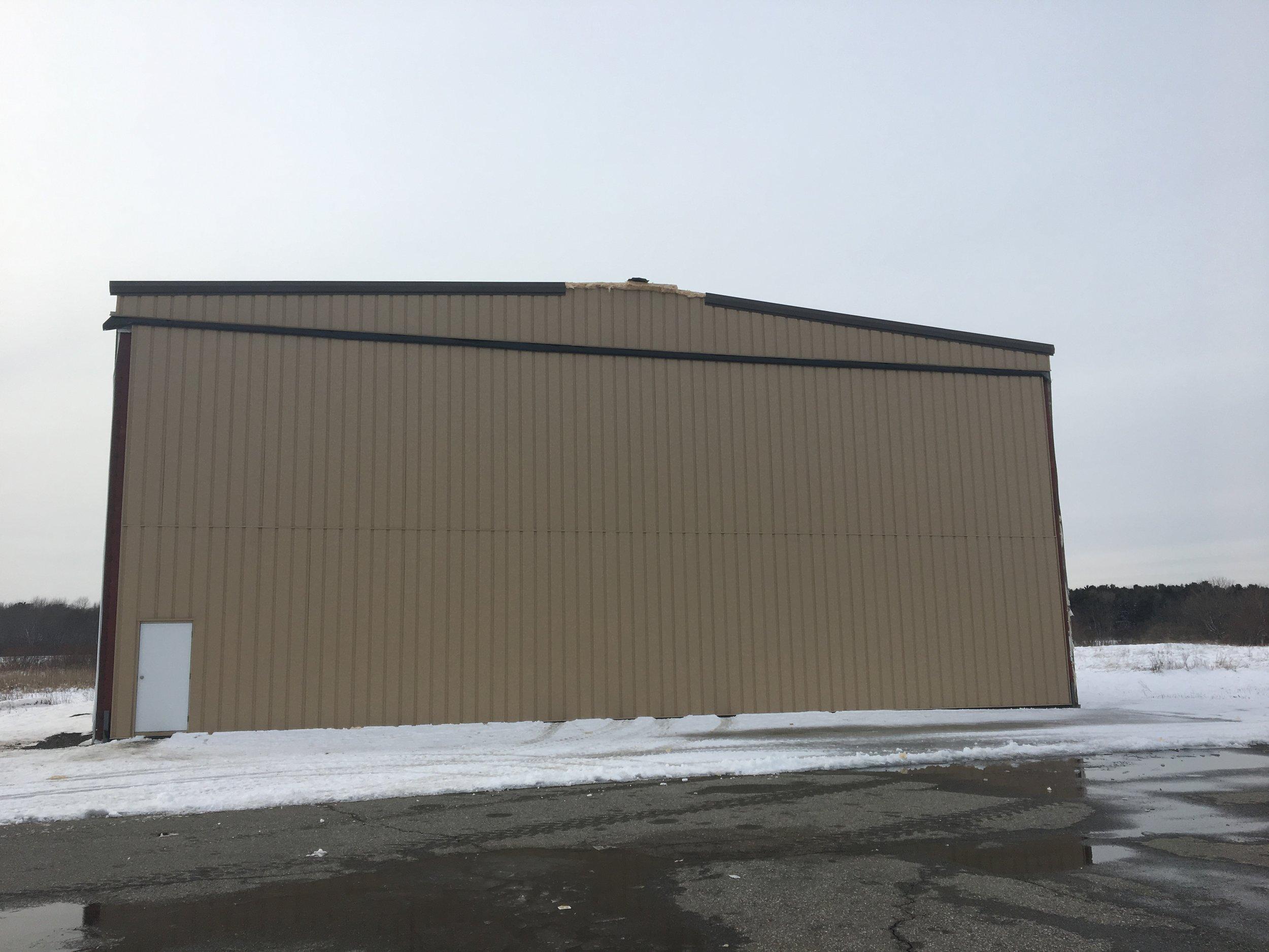 Hangar(OWLS HEAD, ME) -