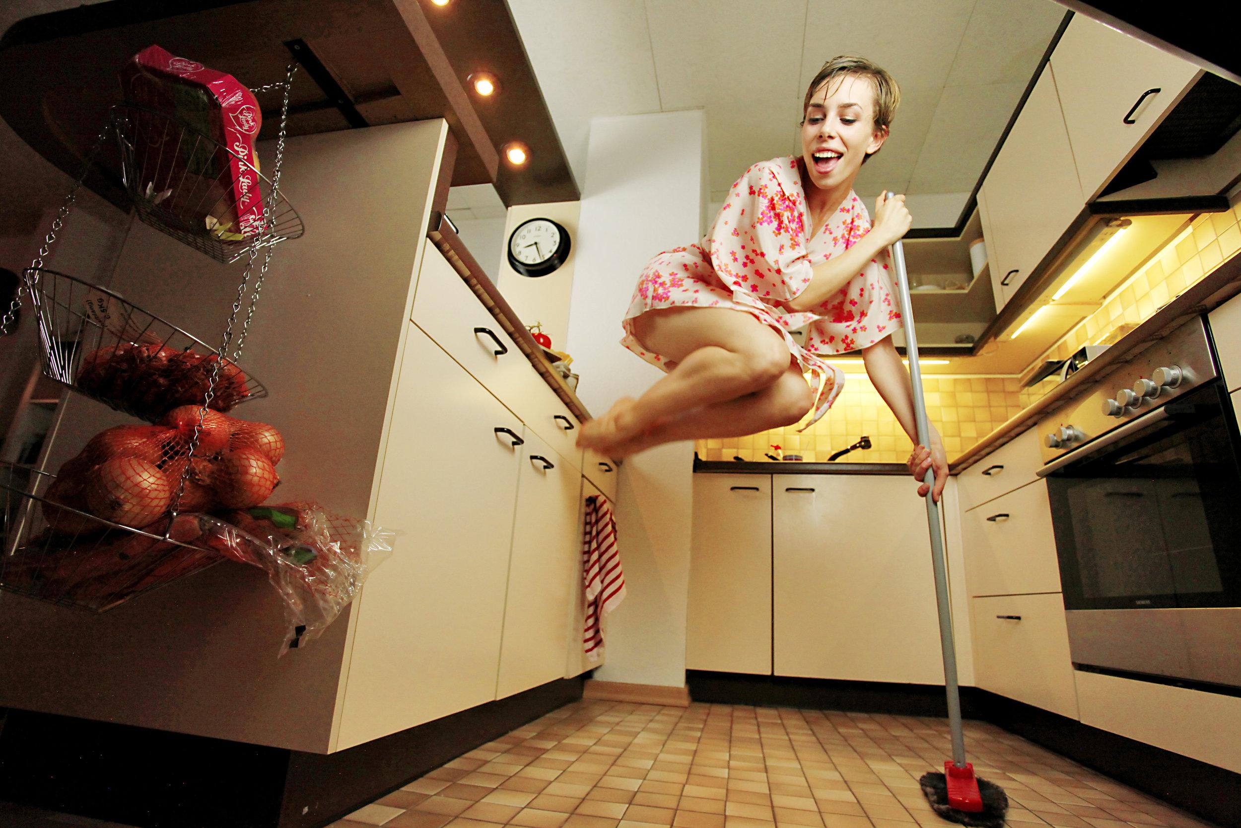 No se baila en la cocina - Marina Miguélez